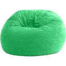JCo Cover Bean Bag sofa suede - Jade