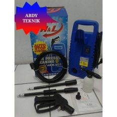JET CLEANER ABW VGS-70 - Jet Cleaner washing - Mesin cuci steam mobil dan motor portable - Listrik otomatis stop - Automatic - Awet