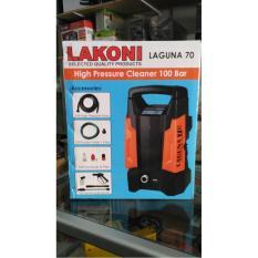 Jet Cleaner Lakoni Laguna 70 Laguna70 Mesin Cuci Mobil Motor 100Bar 550W