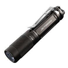 Miliki Segera Jetbeam Jet U Tiny Flashlight Senter Led Cree Xp G2 135 Lumens Black