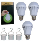 Beli Jia Mei Bohlam Intelligent Emergency Lampu Led Jm 7W X3Pcs Pake Kartu Kredit