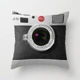 Beli Jiayiqi 3D Kamera Digital Dicetak Sarung Bantal Sofa Bantal Dekoratif Online Murah