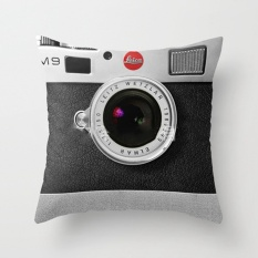 Harga Jiayiqi 3D Kamera Digital Dicetak Sarung Bantal Sofa Bantal Dekoratif Termahal
