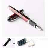Toko Jinhao X750 Lave Red Fountain Pen Sch**l Supplies New Lengkap Di Tiongkok