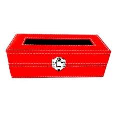 Jogja Craft Box Cincin Batu Akik - Ring Box Isi 10 Jahit – Merah