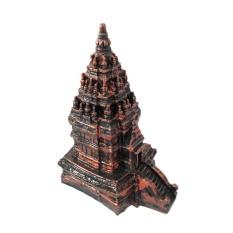Ulasan Mengenai Jogja Craft Miniatur Candi Prambanan Satu Pintu Coklat