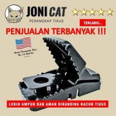 Joni Cat Perangkap / Jebakan dan Pembasmi Tikus - Aman Tanpa Racun