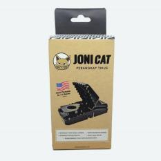 Joni Cat - Perangkap / Jebakan Tikus basmi tikus tanpa racun (Hitam)
