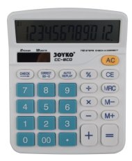 Spesifikasi Joyko Calculator Cc 8Co Biru Terbaik