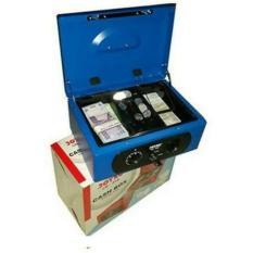 Review Joyko Cb 32A Kunci Ganda Cash Deposit Box Cashbox Brankas Brangkas Kunci Kombinasi Putar Nomer Nomor Safety Box Kotak Uang Penyimpanan Surat Dokumen Kertas Perhiasan Emas Joyko