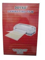 Joyko Laminating Film Lf100 2234 Folio Promo Beli 1 Gratis 1