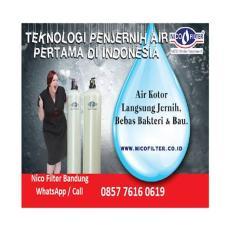 Jual Nico Filter Air Di Pekanbaru / Penjernih Air / Saringan Air Keruh