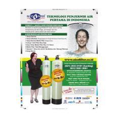 Jual Saringan Air Penghilang Zat Besi - Penjernih Air - Filter Air