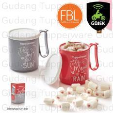 Tupperware Jumbo Mug 2018 2pcs Cangkir Besar