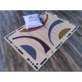 Beli Jupiter Karpet Gel Printed Modern 100 Cm X 140 Cm Minimalis Coklat Jm14Bg Pake Kartu Kredit