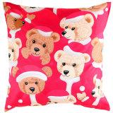 Jual Juzzshop Bantal Sofa Bear Christmas Jsps003 Merah Lengkap