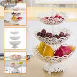 Jual Beli Jvgood Piring Buah 3 Tier Hollow Plate Untuk Buah Kue Desserts Candy Buffet Stand Untuk Rumah Pesta Baru Tiongkok