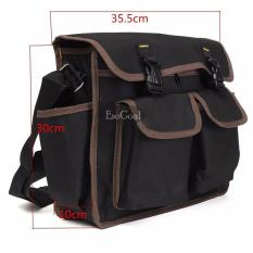 Beli Jvgood Hardware Tool Kit Bag Water Resistant Shoulder Strap Tool Backpack Collection Cicilan