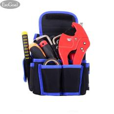 Review Tentang Jvgood Hardware Tool Kit Bag Water Resistant Waist Strap Tool Backpack Collection