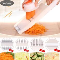 Diskon Jvgood Alat Potong Sayur Manual Pemotong Serbaguna Dapur Buah Dan Sayuran Praktis