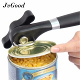 Spesifikasi Jvgood Smooth Edge Can Opener Side Cut Manual Sharp Can Opener Durable Stainless Steel With Turn Knot Much Less Hand Strength Professional Ergonomic Side Cut Manual Kitchen Opener Tool Intl Yg Baik