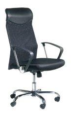 JYSK - Kursi Kantor - Office chair BILLUM high back black