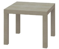 Jysk Meja Sudut - Koge Table Sonoma Oak By Jysk.