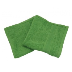 JYSK Towel Price Star 34X35 Cm Green