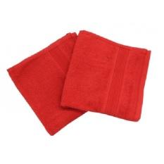 JYSK Towel Price Star 34X35 Cm Red