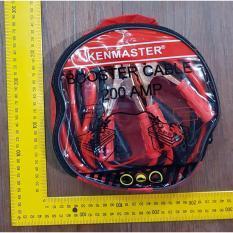 Jual Kabel Jumper Aki 200Amp Kenmaster Booster Cable Branded