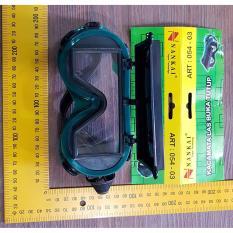 Kacamata Las Buka Tutup Kaca mata Las model Kotak NANKAI