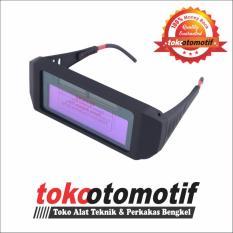Kacamata Las Otomatis ( Top Quality ) Kacamata alat Safety / Pelindung Mata / Perlengkapan Las