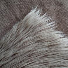 Beli Kain Karpet Bulu Korea Uk 200 X 150 Warna Beige Indonesia
