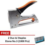Harga Kangaro Stapler Gun Tacker Ts 623 Branded