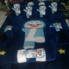 Karpet Karakter Full Set Doraemon