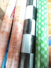 Karpet Meteran Taplak Meja Plastik Meteran Motif - Prima Mart