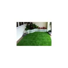Karpet rumput sintetis dengan tebal 1 cm