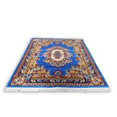 Karpet Shama 210X310 623 Blue Asli