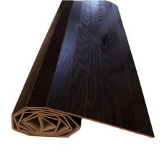 Karpet Wood Oak Veneer Dark Brown 120X200 Karpet Murah Di South Kalimantan