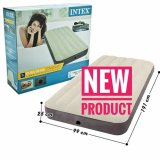 Model Intex Durabeam Twin 64707 Kasur Angin Kasur Udara 99X191X25 Cm Terbaru