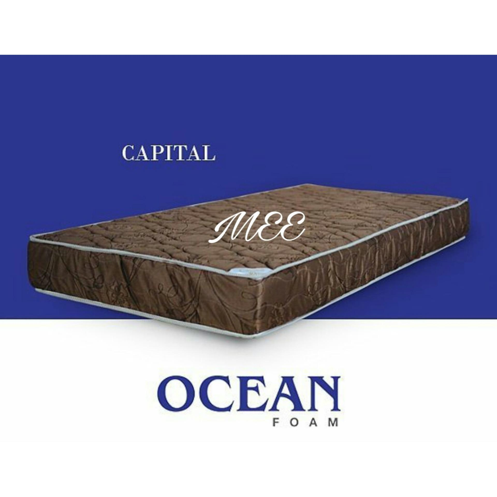 Inoac Kasur Busa Eon D 23 Uk 200 X 120 10 Cm Daftar Harga Lipat D23 Urn 90 15 Reabounded Foam Dari Ocean Spring Bed Capital 190 14cm