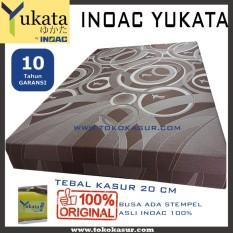 Kasur Busa Inoac Yukata 160x200x20cm