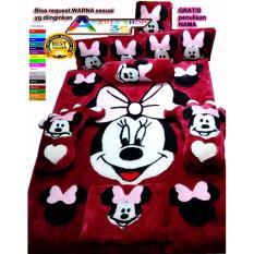 Spesifikasi Adzkia35 Kasur Karpet Karakter Mickey Fullset Dan Harganya
