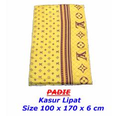 PADIE - Kasur Lipat size 100 x 170 x 6 cm / Kasur Lantai / Kasur Serbaguna / Kasur bepergian