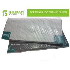 Kasur Lipat Topper Guhdo Pressurized Foam Cushion 160x200