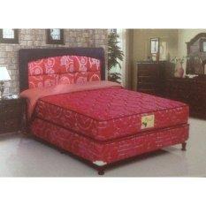 Kasur Point Spring Bed (Full Set Lengkap) 120 x 200