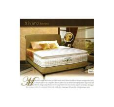 Kasur Spring Bed Alvaro Pocket Latex Uk 100 Bekasi