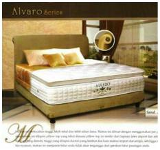 Kasur Spring Bed Alvaro Pocket Latex Uk 120 Bekasi