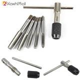 Harga Kawhimall 6 Pcs Ratchet Tap Sekrup Kunci Teknisi Alat Plug Pembuatan Manual Keran 6 Pcs Set Intl Dan Spesifikasinya