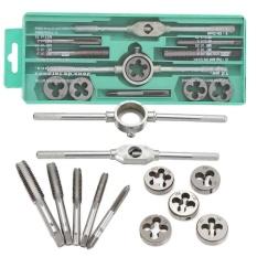 Toko Kcmall 12 Pcs Metric Tap Wrench Dan Die Pro Set M6 M12 Nut Baut Alloy Metal Hand Tools Intl Yang Bisa Kredit